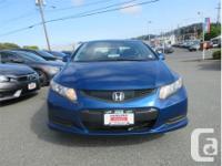 Make Honda Model Civic Year 2013 Colour Blue kms 86251