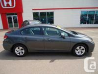 Make Honda Model Civic Year 2013 Colour Grey kms 42738