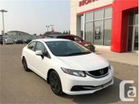 Make Honda Model Civic Sedan Year 2013 Colour White
