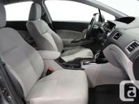 Make Honda Model Civic Year 2013 Colour grey kms 70038