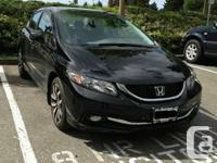 2013 Honda Civic Sedan Touring Black Colour Mileage: