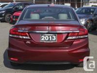 Make Honda Model Civic Sedan Year 2013 Colour Red kms