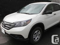 Make Honda Model CR-V Year 2013 Colour White kms 5000