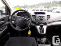 Trans Automatic This 2013 Honda CR-V LX comes with