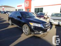 2013 HONDA CROSSTOUR EX-L: DEALER DEMO: This is one