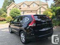 Make Honda Model CR-V Year 2013 Colour BLACK kms 98000