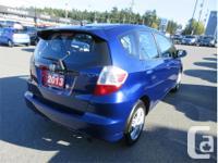 Make Honda Model Fit Year 2013 Colour Blue kms 102269