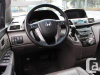 Make Honda Model Odyssey Year 2013 Colour Black kms