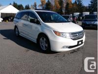 Make Honda Model Odyssey Year 2013 Colour White kms