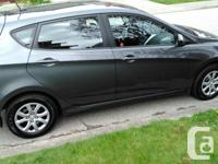 Make Hyundai Model Accent Colour GREY Trans Automatic