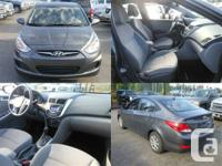 Click to view the details: 2013 Hyundai Accent GL -