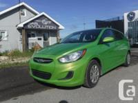 Make Hyundai Model Accent 5 Year 2013 Colour GREEN kms
