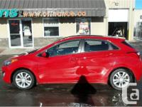 Make Hyundai Model Elantra GT Year 2013 Colour Red kms