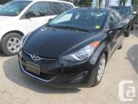 Make Hyundai Model Elantra Year 2013 Colour Black kms