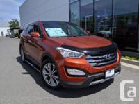 Make Hyundai Model Santa Fe Year 2013 Colour orange