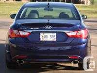 Make Hyundai Model Sonata Year 2013 Colour Blue kms
