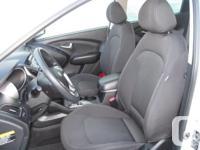 Make Hyundai Model Tucson Year 2013 Colour White kms