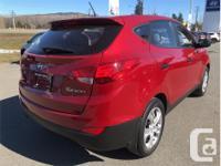 Make Hyundai Model Tucson Year 2013 Colour Red kms