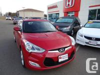 2013 HYUNDAI VELOSTER TECH PACKAGE Car just arrived and