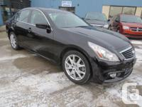 Make Infiniti Model G37X Colour BLACK Trans Automatic