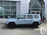 Make Jeep Model Patriot Year 2013 Colour Blue kms