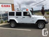 Make Jeep Model Wrangler Unlimited Trans Automatic Just