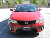 Make Kia Model Forte Koup Year 2013 Colour red kms