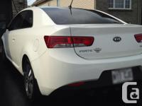 Make Kia Model Forte Koup Colour White Trans Automatic