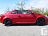 Make Kia Model Forte Year 2013 Colour Red kms 87128