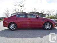 Make Kia Model Optima Year 2013 Colour Red kms 125232