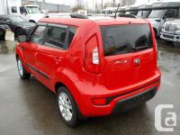 Make Kia Model Soul Year 2013 Colour Red kms 179257