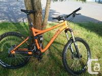 Selling my 2013 Kona process. Bike is in great shape, I