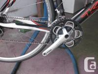 In excellent shape. Carbon frame 10 speed Ultegra