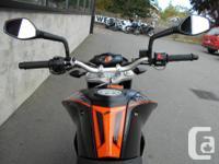 2013 KTM 690 Duke -Only 12,519 km -6 Speed -ABS Brembo