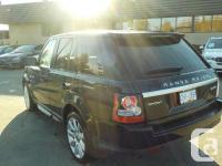 Make Land Rover Model Range Rover Sport Year 2013