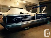 Rare opportunity! Boat is practically brand new!