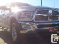 2013 Dodge Ram 3500 Laramie  Stock No. 558423 Heavy