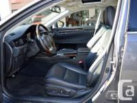 Make Lexus Model ES 350 Year 2013 Colour Grey kms