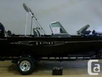 Lund 1650 Rebel XL Sport with 90hp Mercury motor and