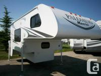 2013 PALOMINO MAVERICK 8801. Vehicle Camper.