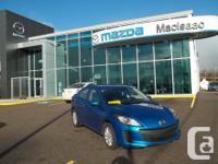 Make Mazda Version 3 Year 2013 Colour BLUE kms 22500