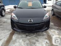 Make Mazda Model 3 Year 2013 Colour Black kms 75000