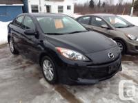 Make Mazda Model 3 Year 2013 Colour Black Trans Manual