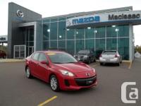 Make. Mazda. Model. 3. Year. 2013. Colour. RED. kms.