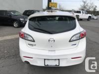 Make Mazda Model 3 Year 2013 Colour White kms 124000