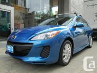Make Mazda Model Mazda3 Sport Year 2013 Colour Blue