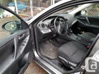 Make Mazda Model 3 Year 2013 Colour Grey kms 105000