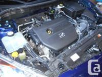 Make Mazda Model Mazda3 Year 2013 Colour blue kms