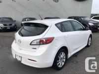 Make Mazda Model 3 Year 2013 Colour White kms 124470