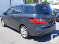 Make Mazda Model 5 Year 2013 Colour Grey kms 23304